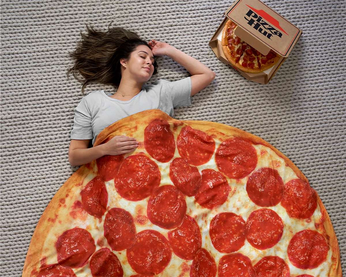 pizza-hut-weighted-blanket