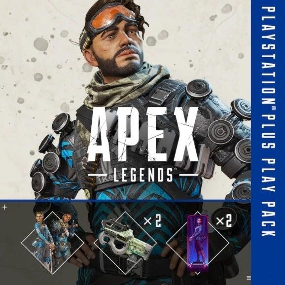 PlayStation Plus Pack Apex Legends