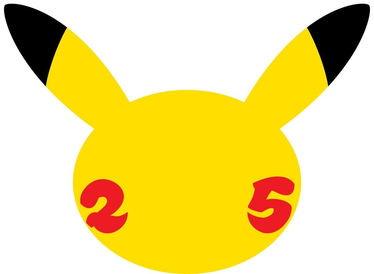 pokemon 25 logo