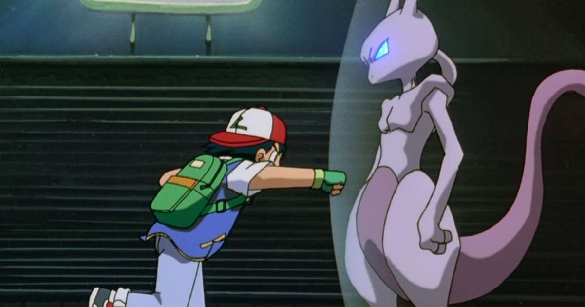 Pokemon Mewtwo Beef