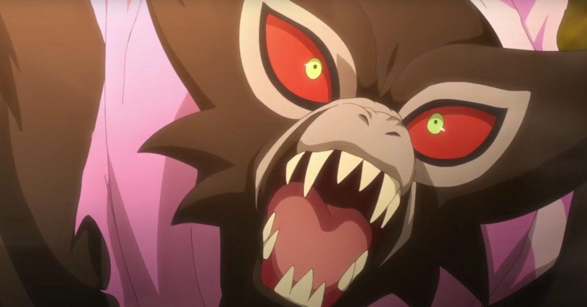 Pokemon Movie Secrets of the Jungle Zarude Coco Anime
