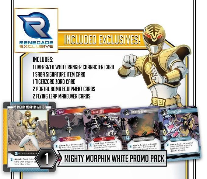 Power-Rangers-Deck-Building-Game-White-Ranger