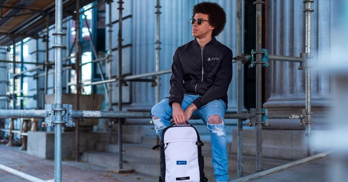 PS5 Jacket and Backpack