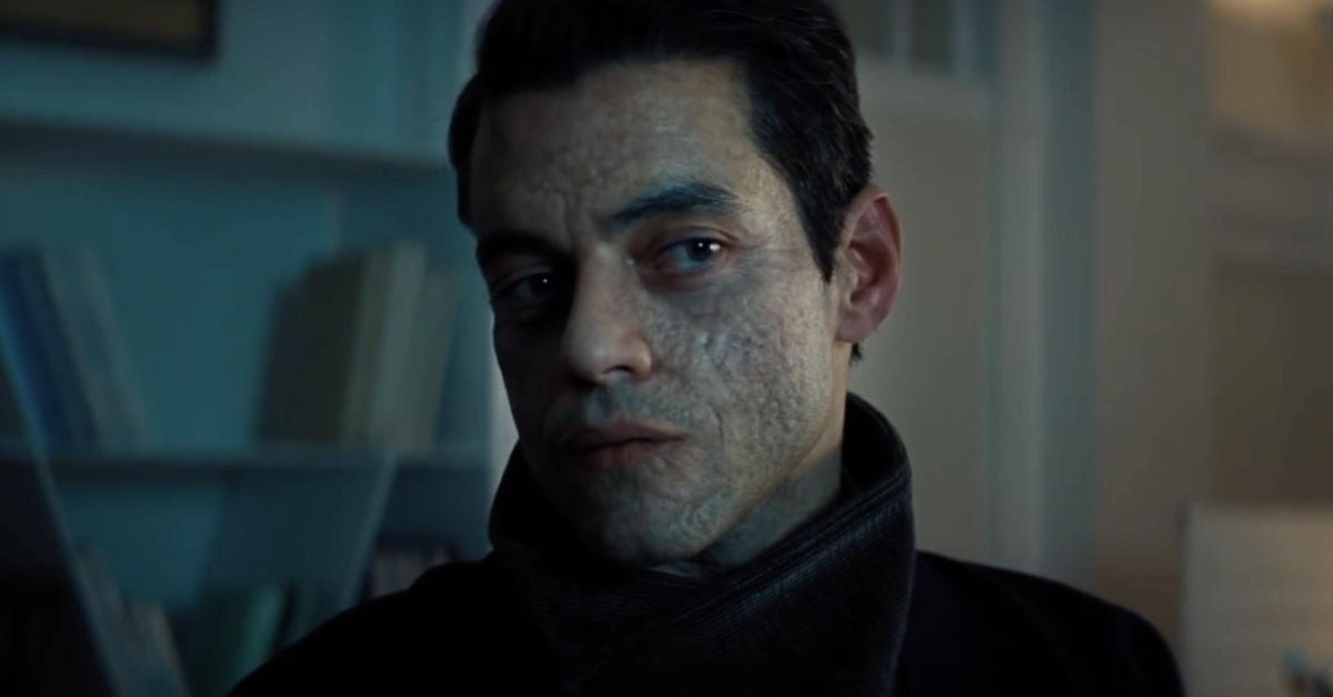 rami malek safin no time to die james bond