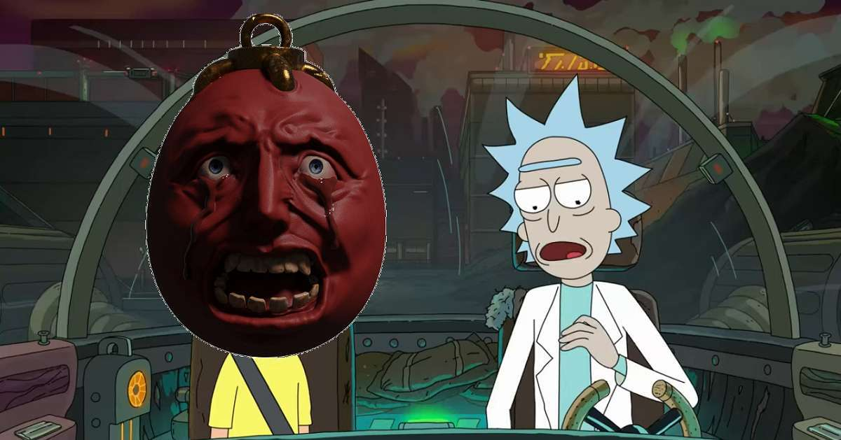 Rick And Morty Berserk Crossover