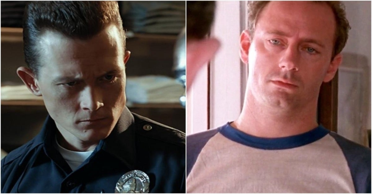 Robert Patrick Xander Berkeley Terminator 2 Judgment Day