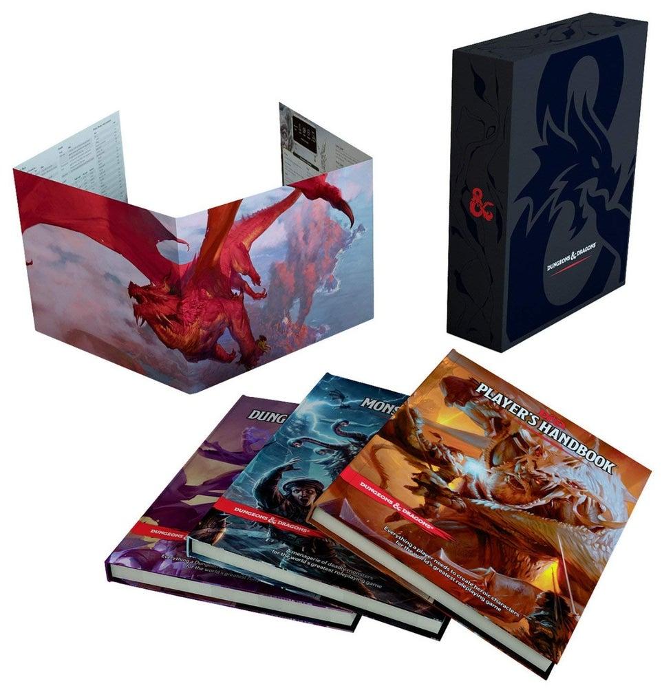 rulebook gift set