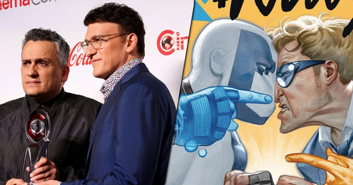 russo brothers quantum and woody