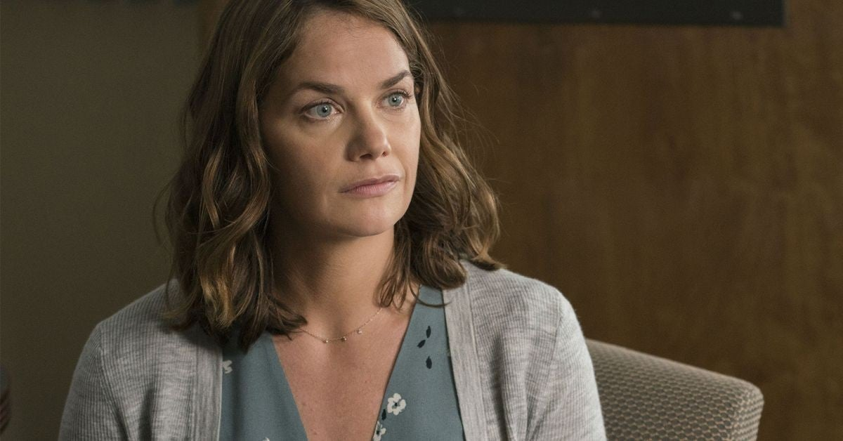 ruth wilson the affair not safe
