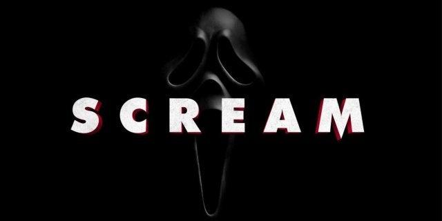 scream 5 2022 sequel ghostface logo