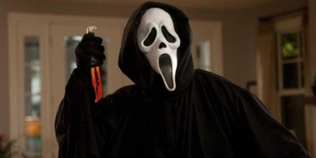 scream scream 5 ghostface