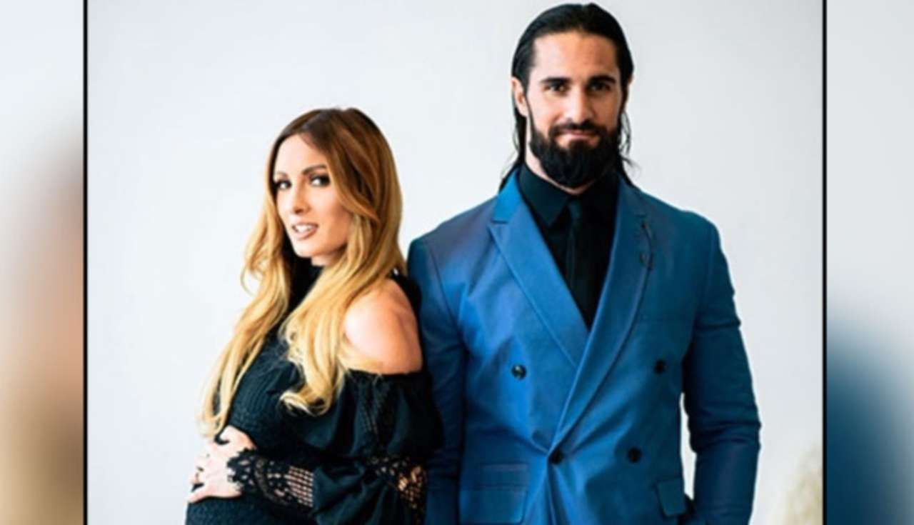 Seth Rollins Gives Becky Lynch Pregnancy Update