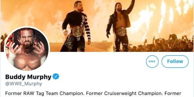 Buddy Murphy (WWE)