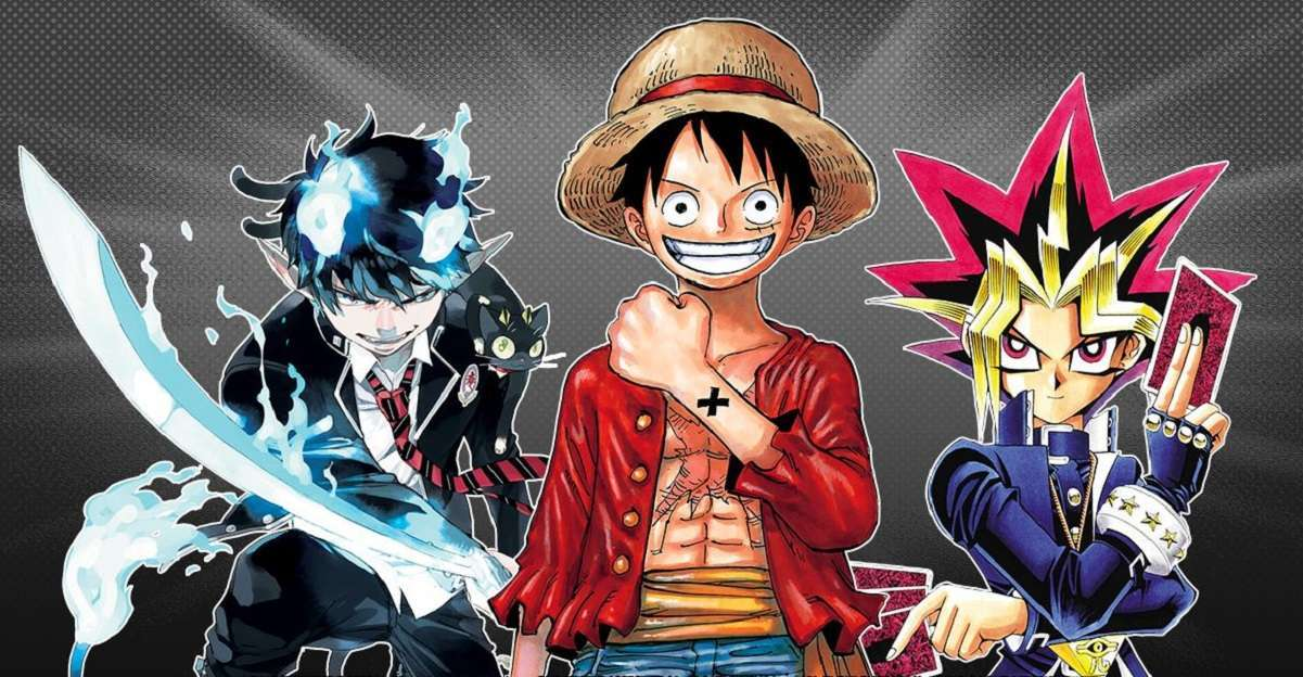 Shonen Jump One Piece Black Friday Sale