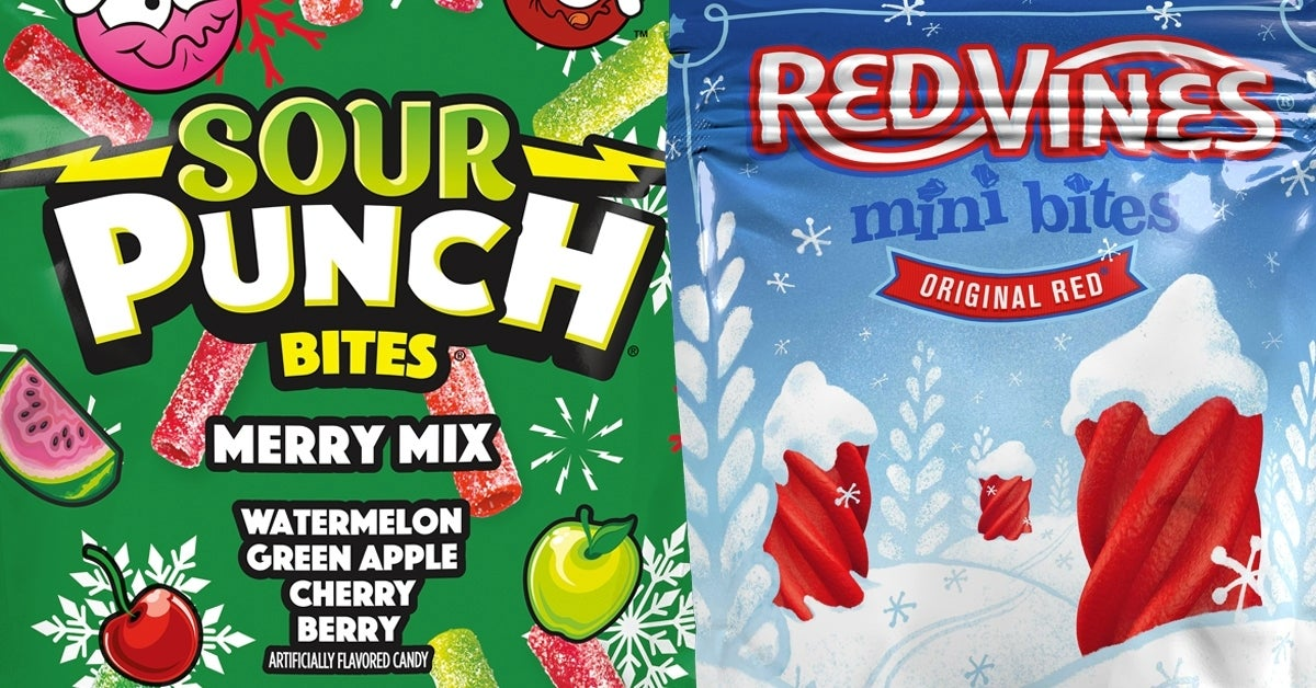 sour punch red vines