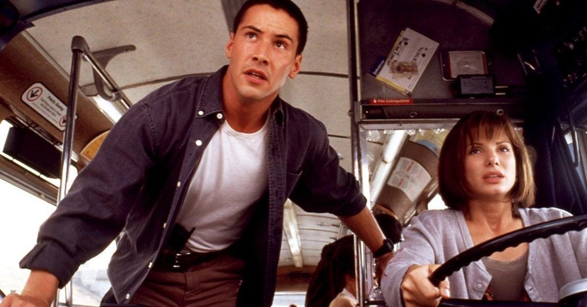 speed movie 1994 keanu reeves sandra bullock
