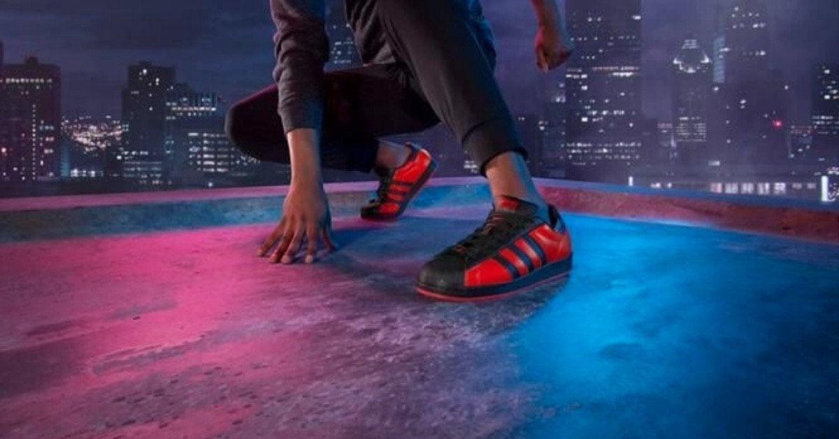 Spider-Man Adidas