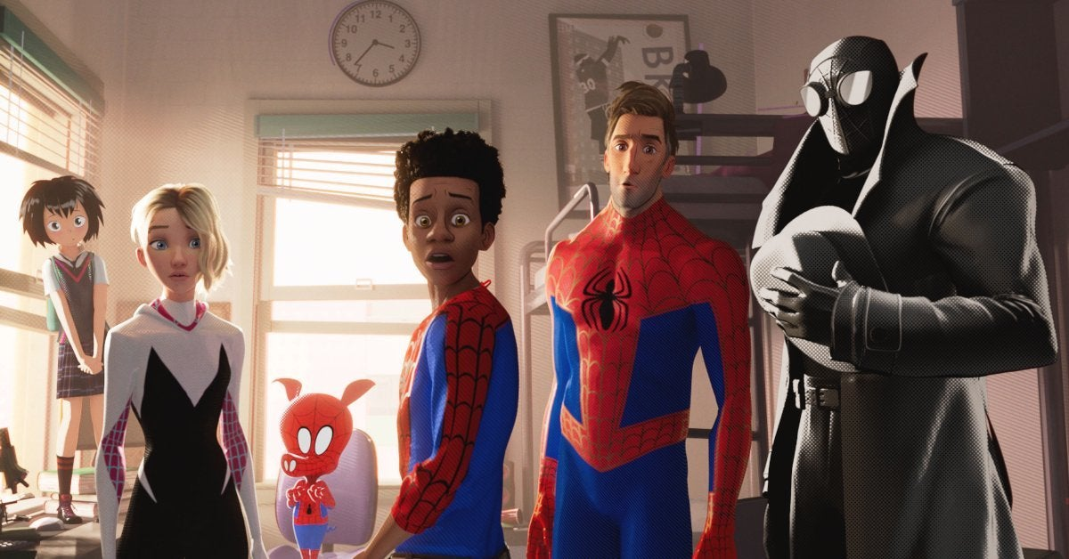 Spider-Man Into the Spider-Verse Leaving Netflix Christmas Day