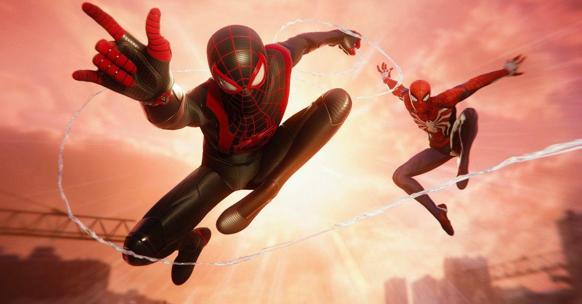 Spider-Man Miles Morales Post-Credits Scene