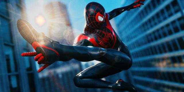 Spider-Man Miles Morales Review PS4 PS5