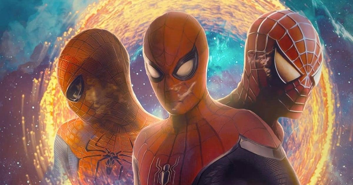 spider verse teaser poster