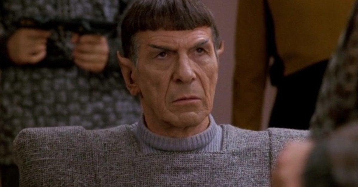 Spock Unification Star Trek Discovery