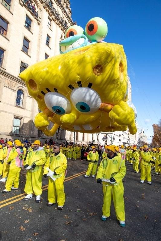SpongeBob SquarePants & Gary