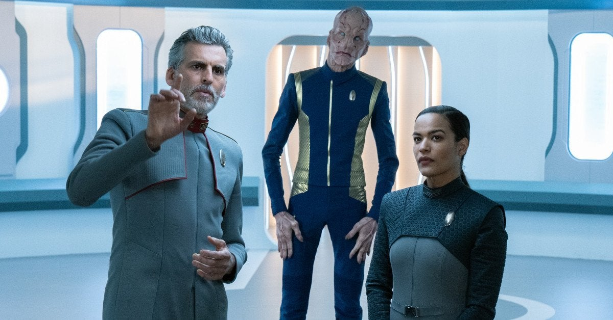 Star Trek Discovery Cardassia Federation Starfleet