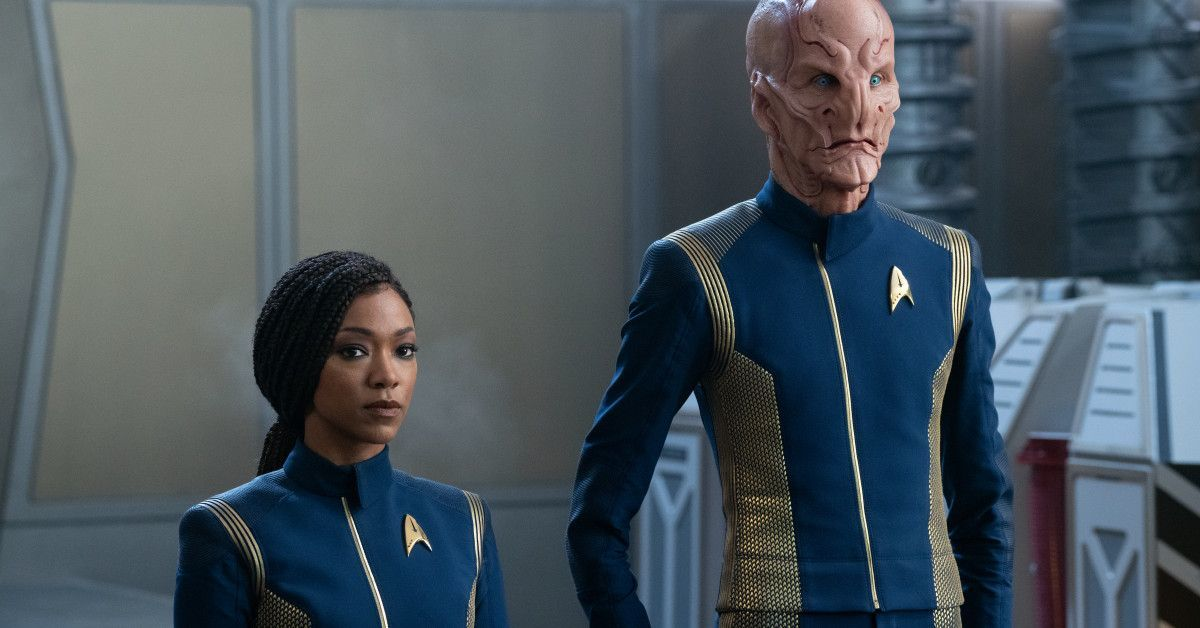 Star Trek Discovery Commander Burnham's First Mission