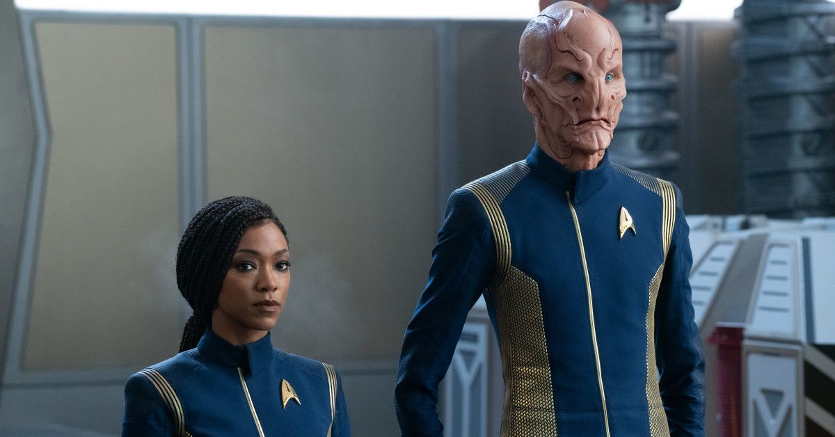 Star Trek Discovery First Officer