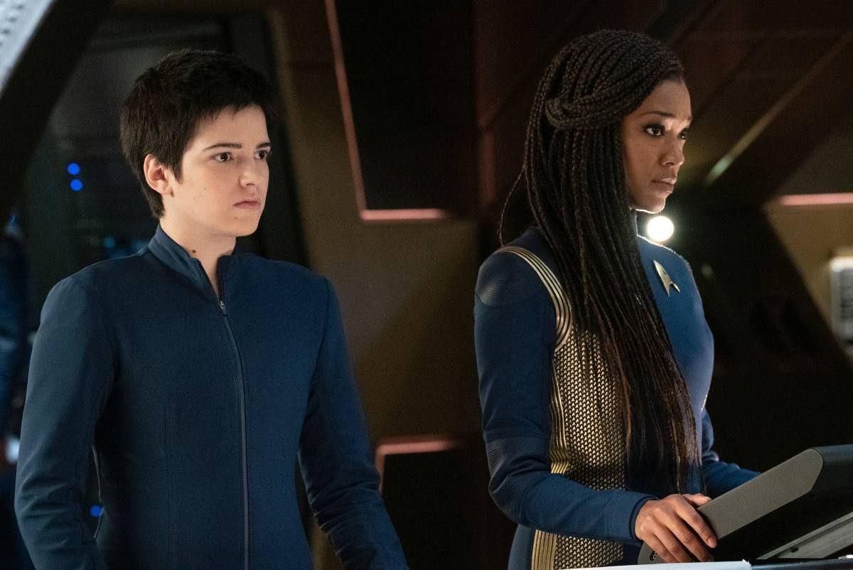 Star Trek Discovery Season 3 Episode 4 002