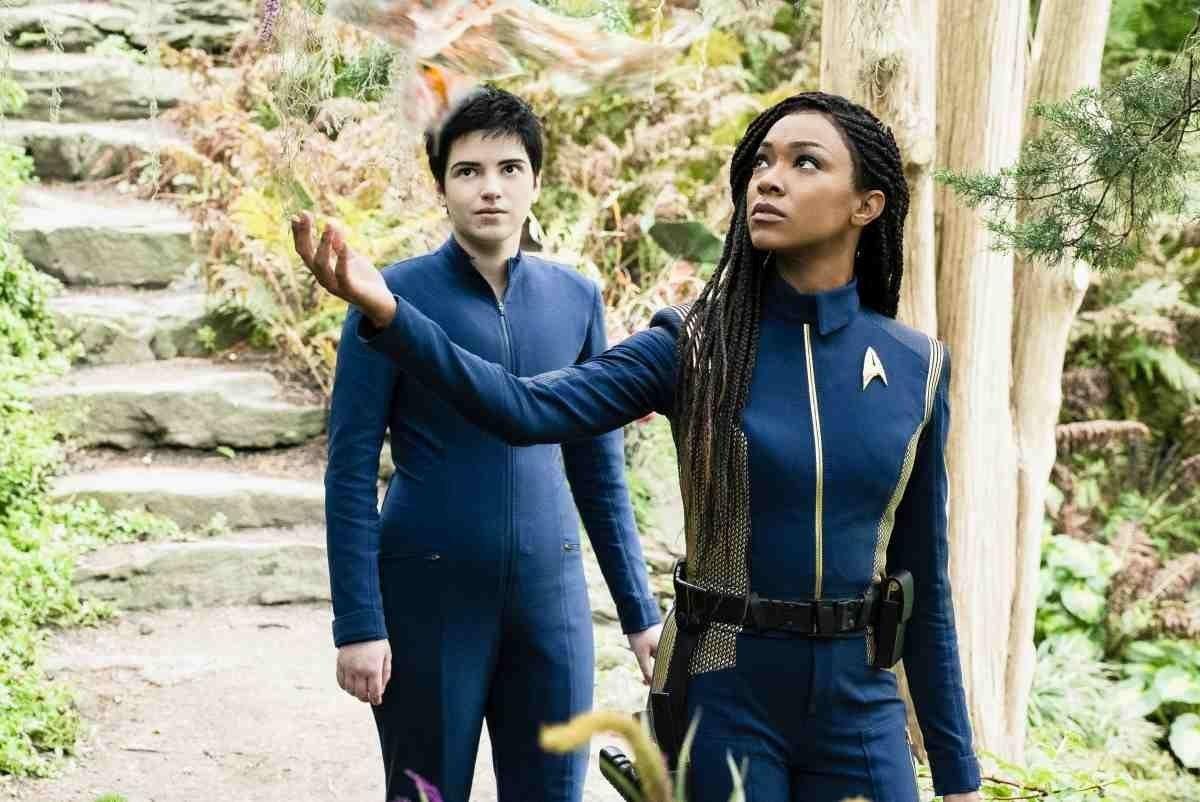 Star Trek Discovery Season 3 Episode 4 005