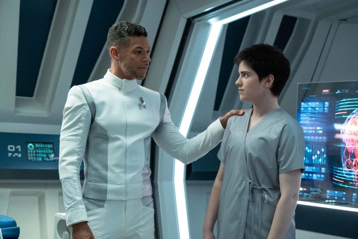 Star Trek Discovery Season 3 Episode 4 014