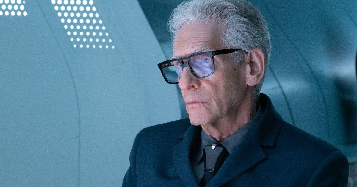 Star Trek Discovery Season 3 Episode 5 David Cronenberg