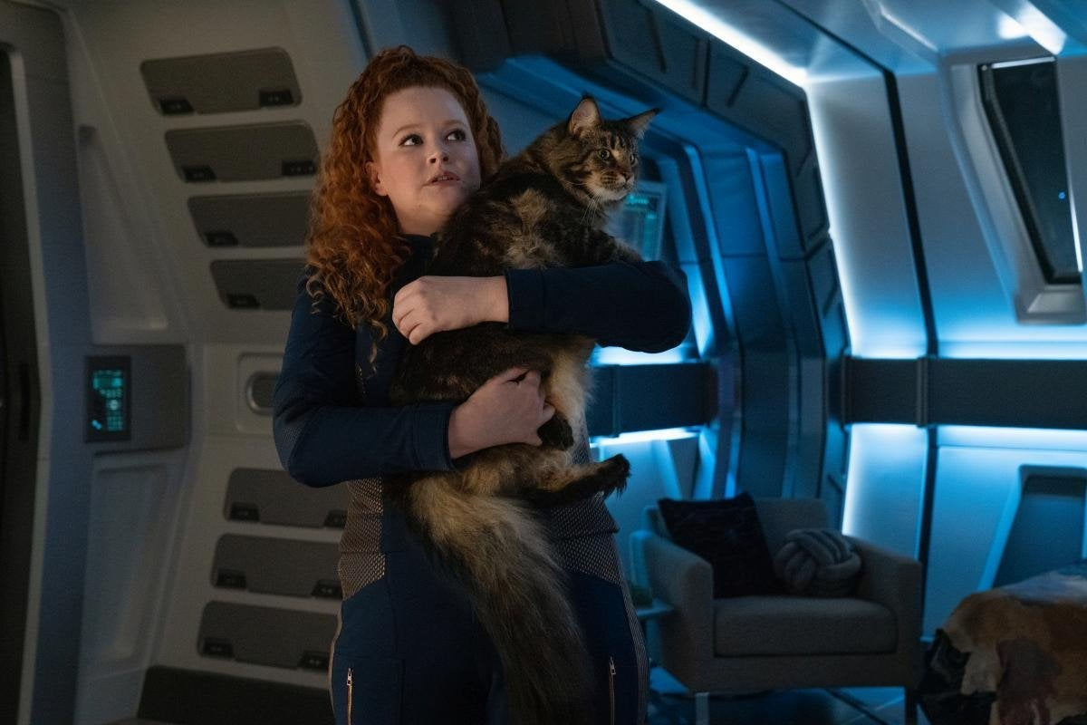 Star Trek Discovery Season 3 Episode 6 006