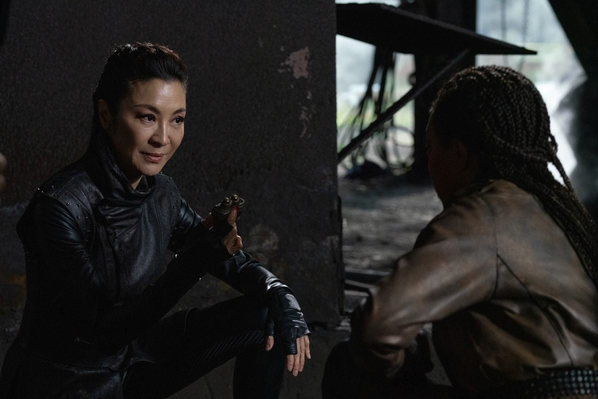 Star Trek Discovery Season 3 Episode 6 007