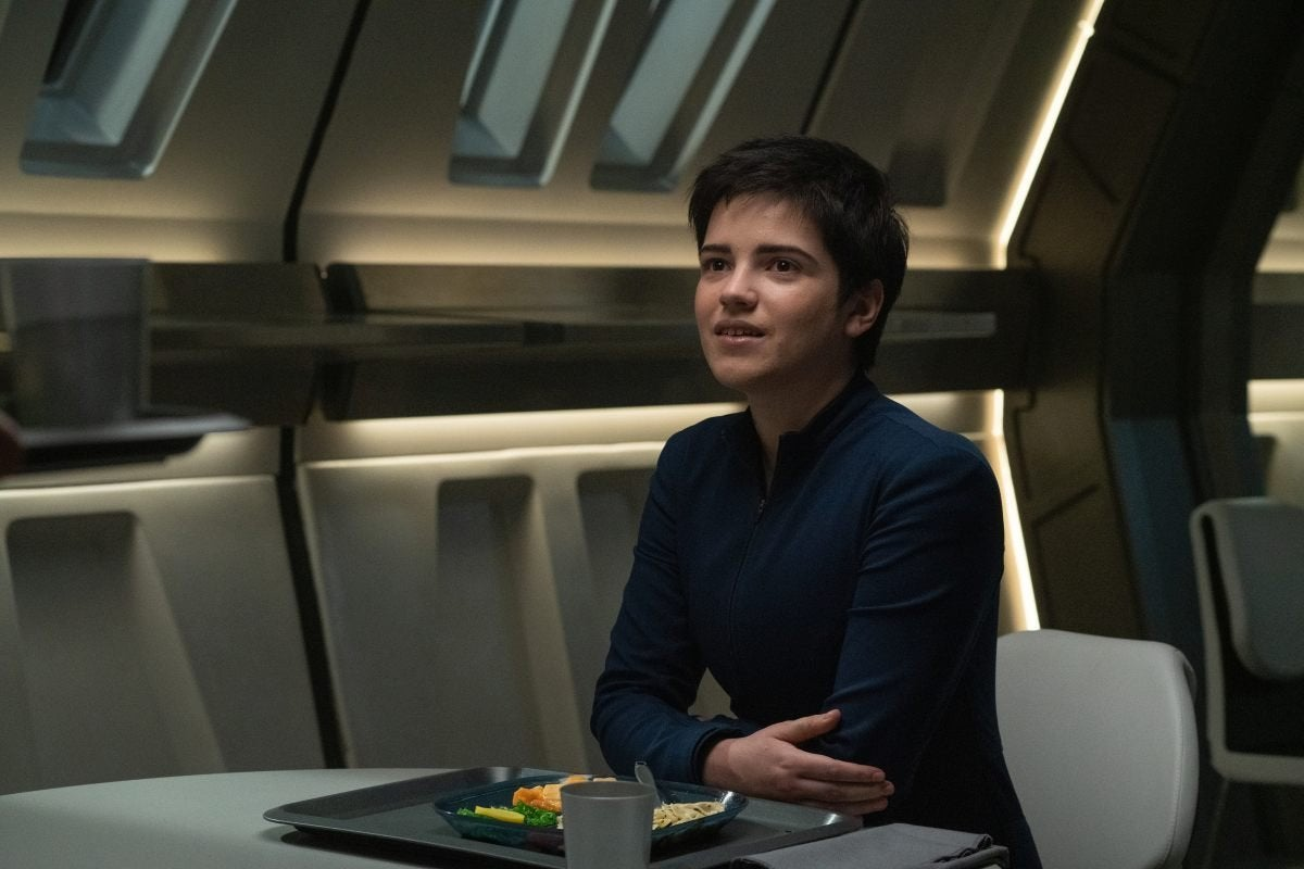 Star Trek Discovery Season 3 Episode 6 011