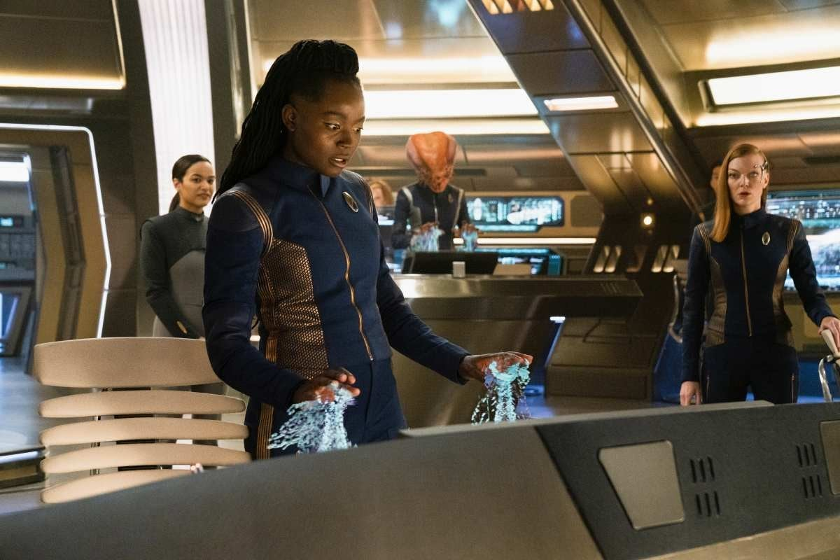 Star Trek Discovery Season 3 Episode 6 018