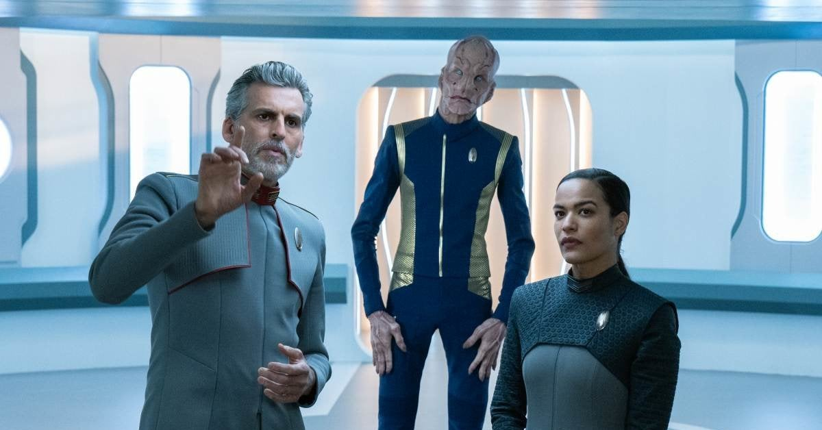 Star Trek Discovery Season 3 Episode 6 Scavengers