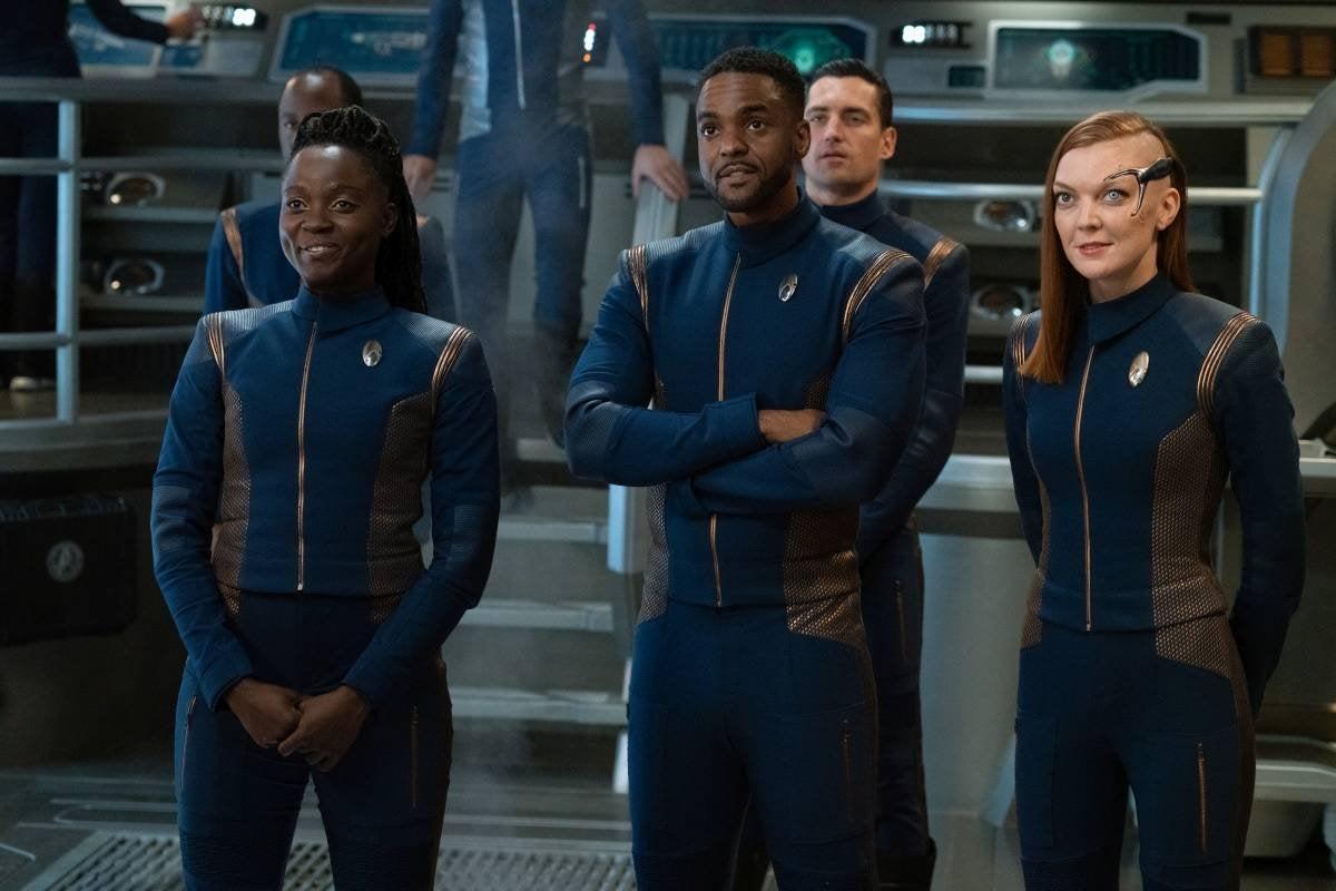 Star Trek Discovery Season 3 Episode 7 Photos 007