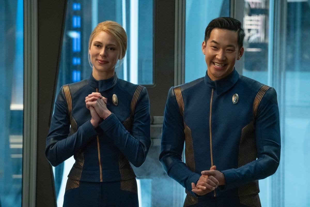 Star Trek Discovery Season 3 Episode 7 Photos 008