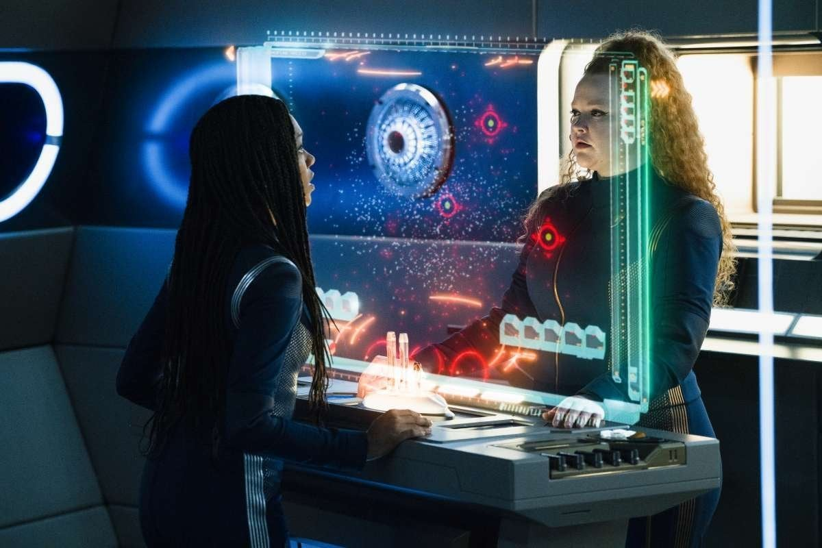 Star Trek Discovery Season 3 Episode 7 Photos 009