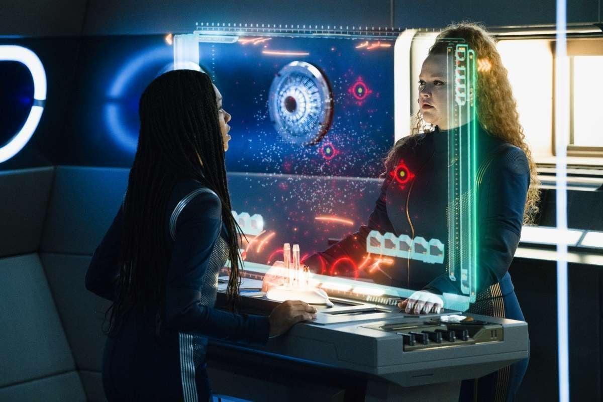 Star Trek Discovery Season 3 Episode 7 Photos 009