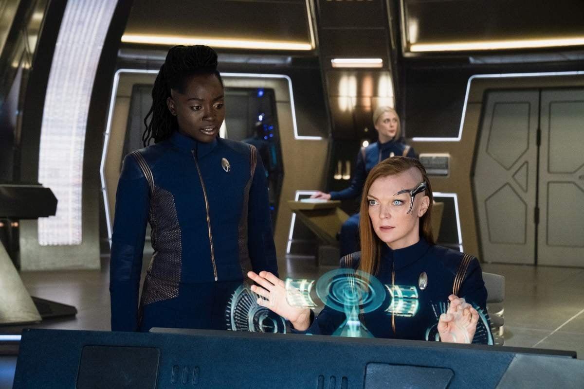 Star Trek Discovery Season 3 Episode 8 001