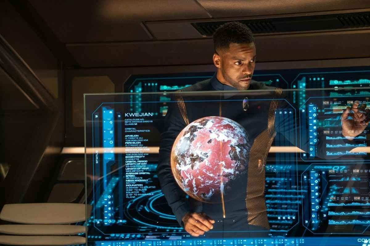 Star Trek Discovery Season 3 Episode 8 007