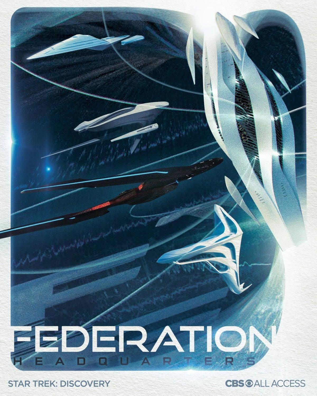 Star Trek Discovery Season 3 Future Starfleet 32nd Centuruy Voyager J