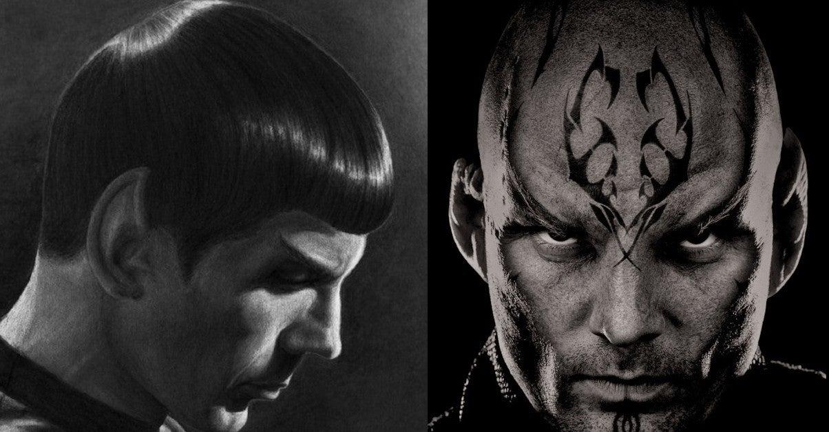 Star Trek Discovery Season 3 Spoilers Vulcans Romulans Unification Nivar