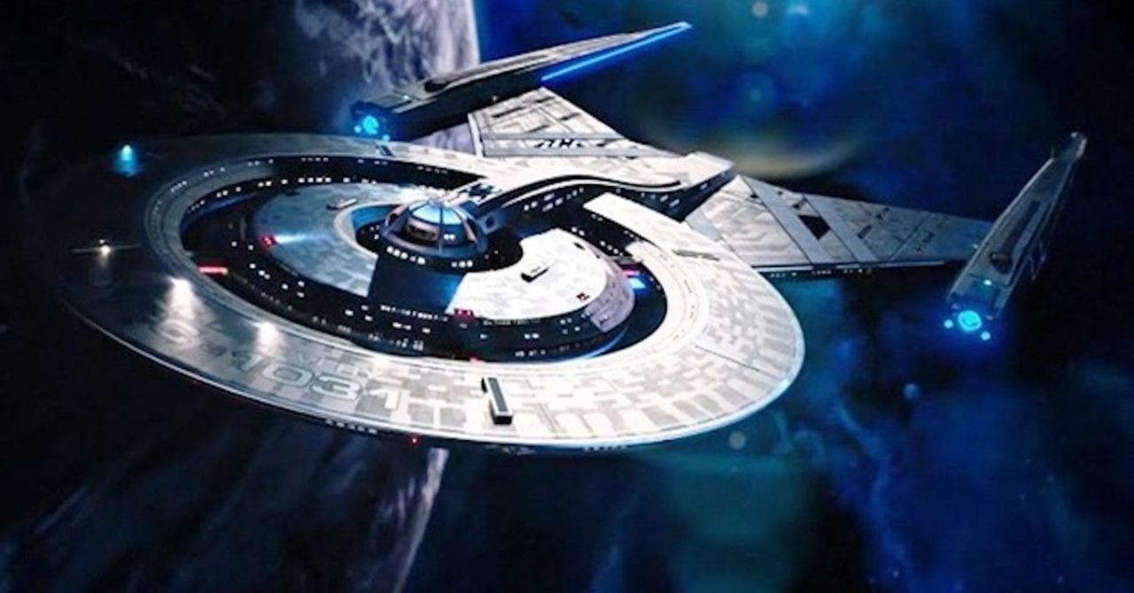 Star Trek: Discovery Reveals the Discovery-A