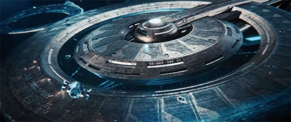 Star Trek Discovery USS Discovery A Scavengers