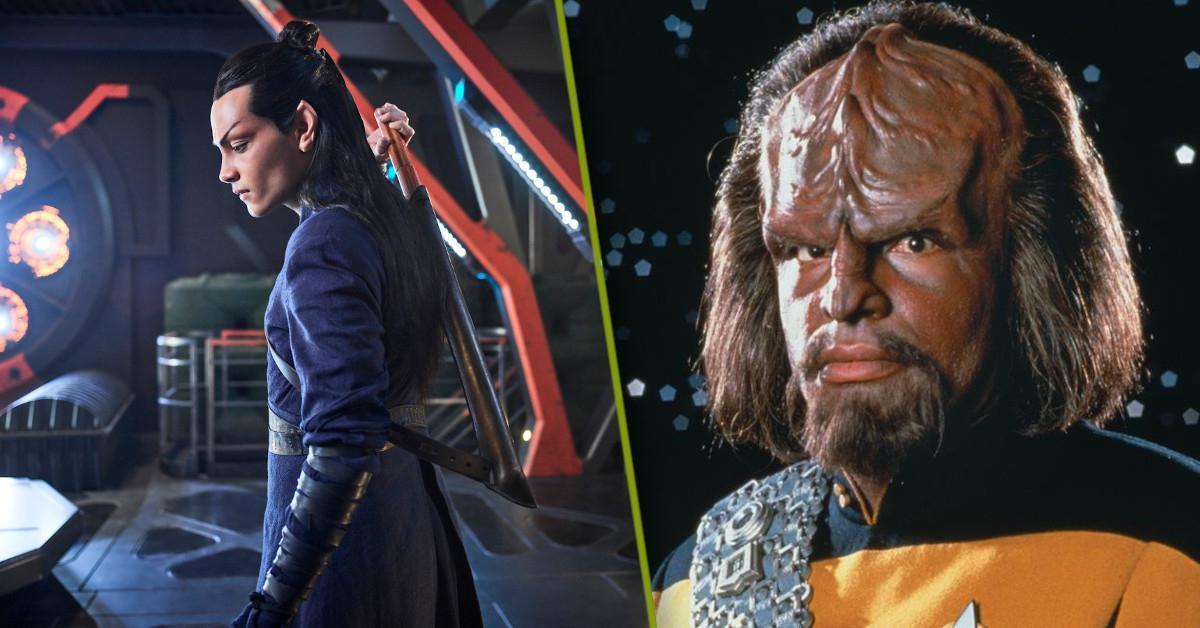 Star Trek Elnor vs Work